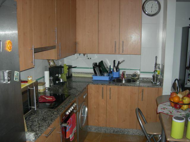 Vigo apartamento de 1 dormitorio seminuevo ref 1v038 - Calidades de parquet ...